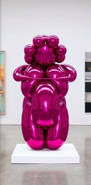 , 'Balloon Venus (Magenta),' 2008-2012, Gagosian