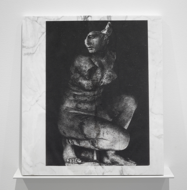 , 'Crouching Aphrodite,' 2014, Inman Gallery