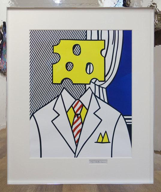Roy Lichtenstein, 'Surrealistic Paintings (Cheese Head)', 1978, Galerie Kellermann