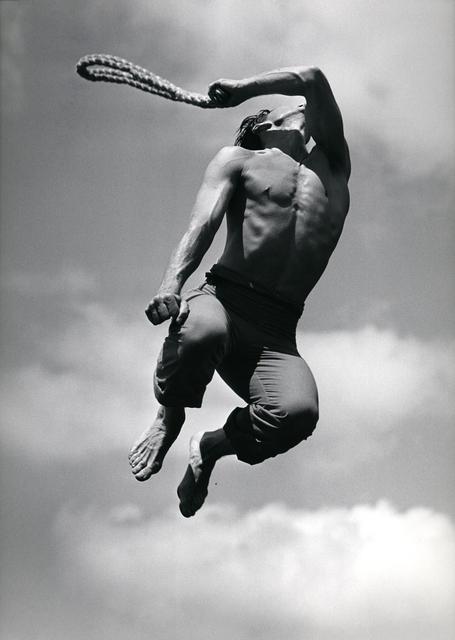 , 'Eric Hawkins as El Flagellante in Martha Graham's El Penitente,' 1940-printed circa 1980, Scott Nichols Gallery