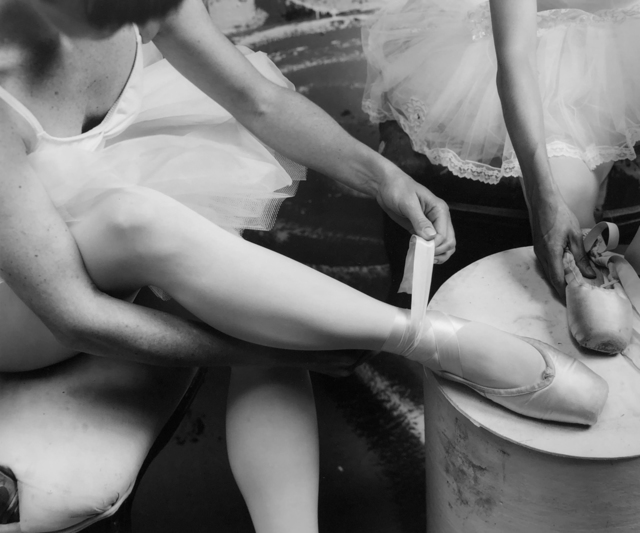 , 'Ballerina 4,' 2003-2004, Weston Photography LLC