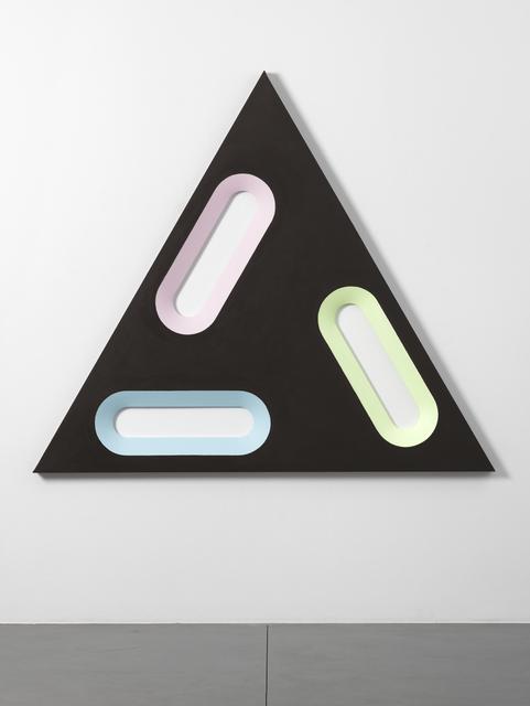 , 'PORT,' 2017, Galerie Nikolaus Ruzicska