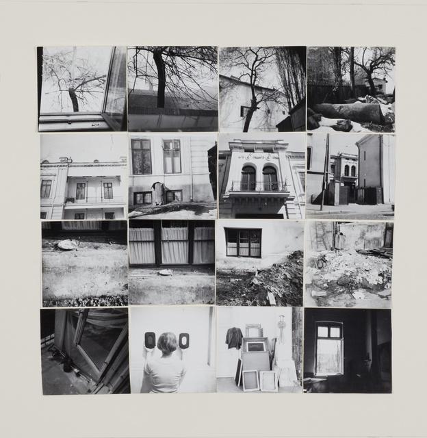 Geta Bratescu, 'The Studio ', 1979, Ivan Gallery