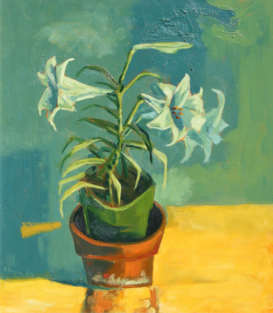, 'April Gift Plant,' , Bau-Xi Gallery