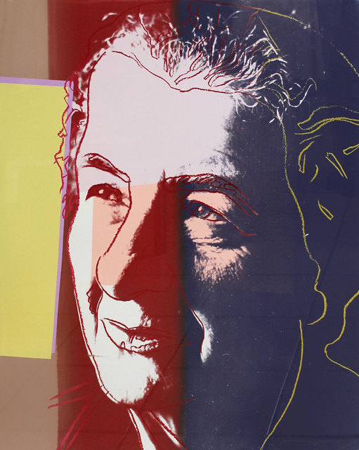 , 'Golda Meir,' 1980, Revolver Gallery