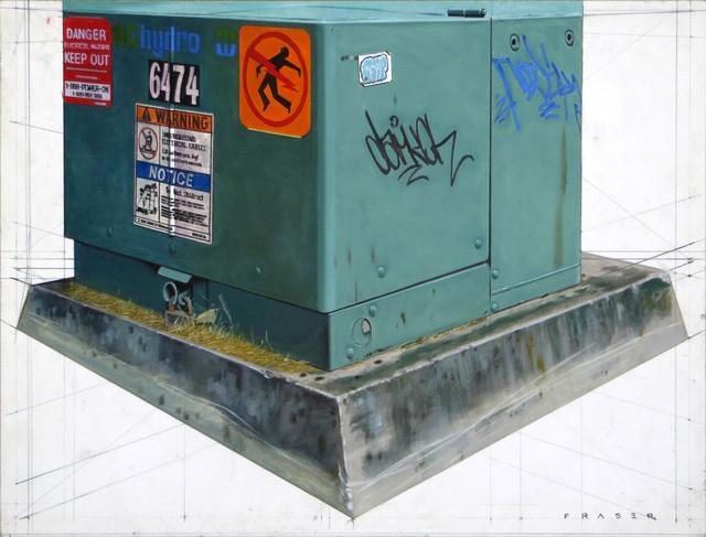 Doug Fraser, 'Hydro Box', 2019, Winchester Galleries