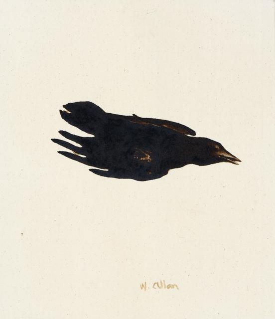 , 'Crow #7,' 2016, Anglim Gilbert Gallery