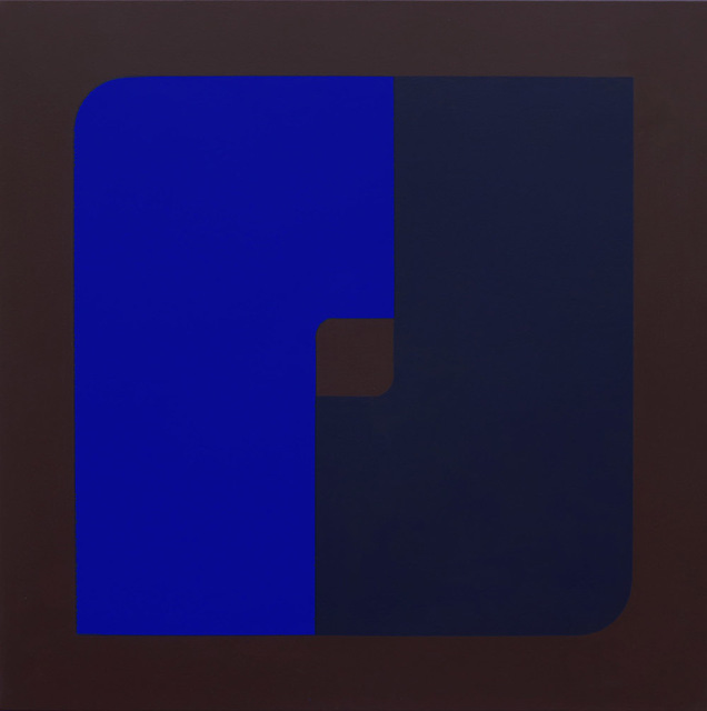 , 'Two Blue Angles,' 2019, Ian Tan Gallery