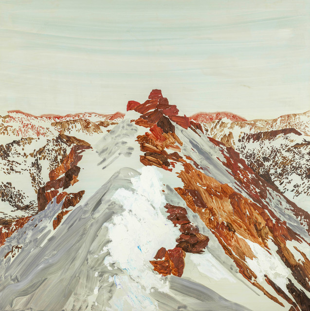 , 'A Mountain-22,' 2015, Aki Gallery