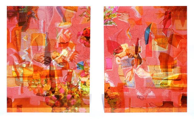 , 'Red Regalia,' 2015, THE MISSION