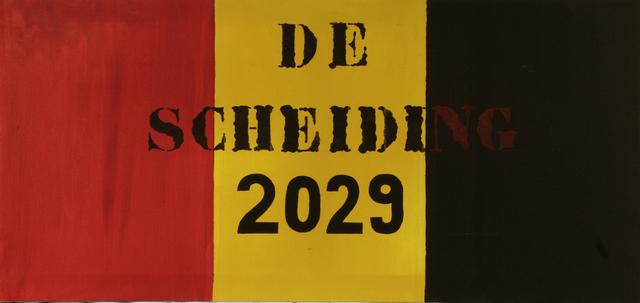 , 'De Scheiding,' 2008, Mario Mauroner Contemporary Art Salzburg-Vienna