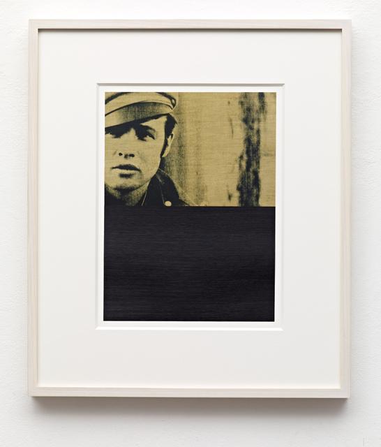, 'Portrait (Marlon),' 2013, PABLO´S BIRTHDAY