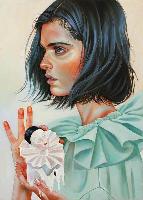 , 'Me,' 2017, Massey Lyuben Gallery