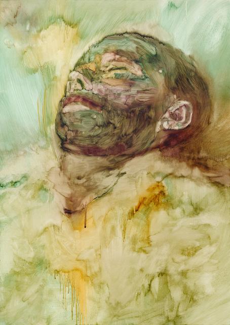 , 'The Weary VII,' 2016, Barnard