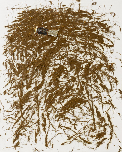 , 'Pen Walking #164  (Throwing Clay Look Lines),' 2016, Mind Set Art Center