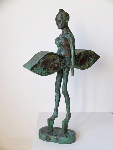 Iván Prieto, 'Fashion model', Sculpture, Bronze, N2 Galería