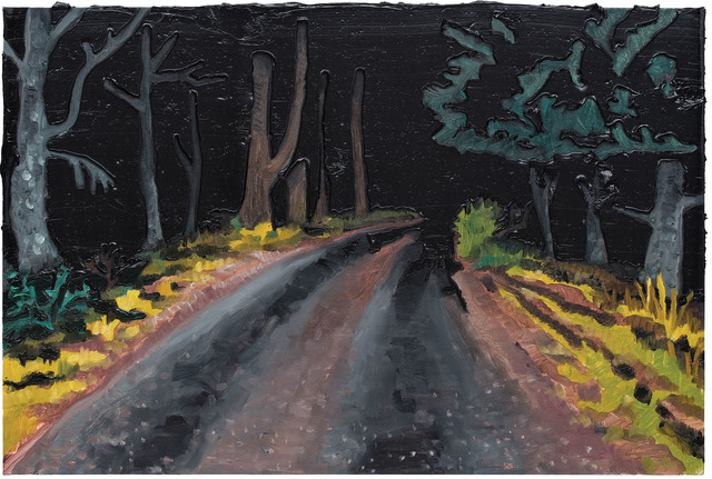 , 'Estrada Noturna,' 2016, SIM Galeria