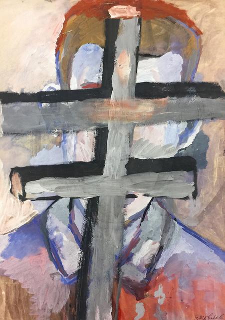 , 'Cross,' 1970, ART4