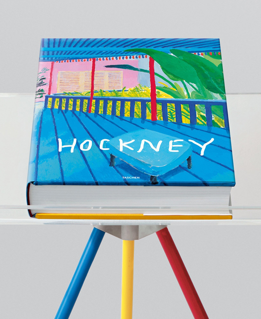 David Hockney, 'David Hockney: A Bigger Book', 2016, ArtWise