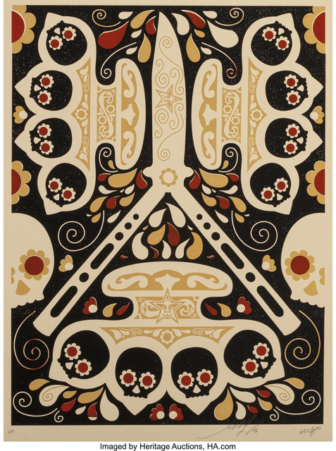 Shepard Fairey (OBEY), 'Street Weapons', 2006, Heritage Auctions
