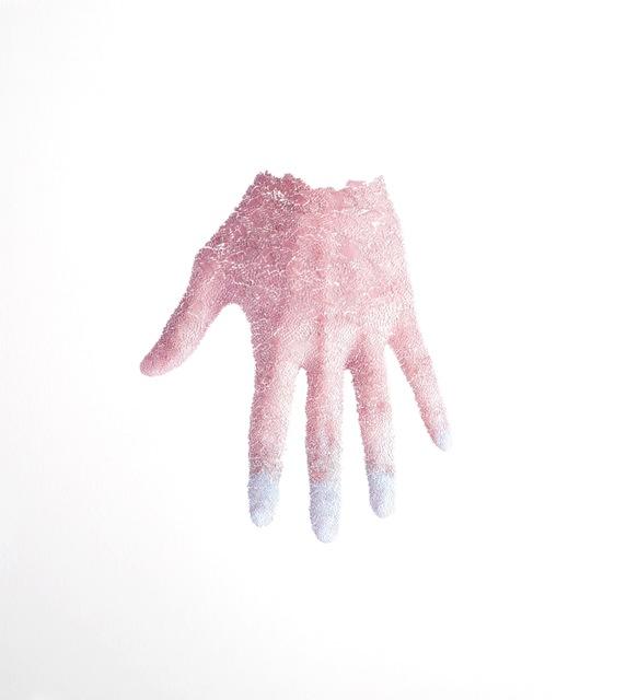 , 'Left Hand,' 2012, Muriel Guépin Gallery