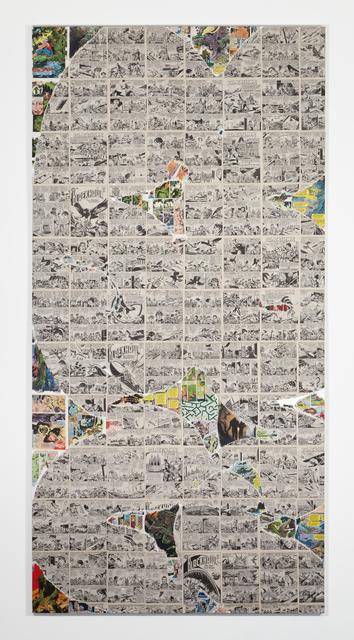, 'Untitled,' 2014, Galerie Meyer Kainer
