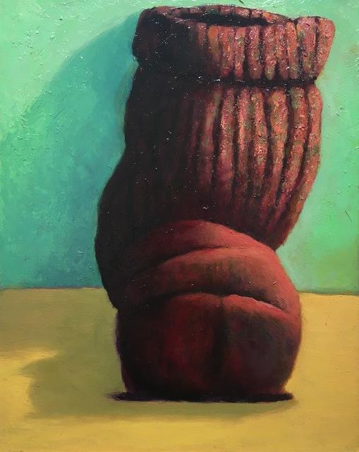 , 'Stuffed Sock,' 2015, Gallery NAGA