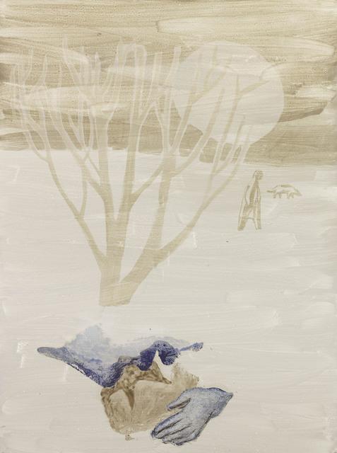 , 'The Snow Kiss,' 2017, John Martin Gallery