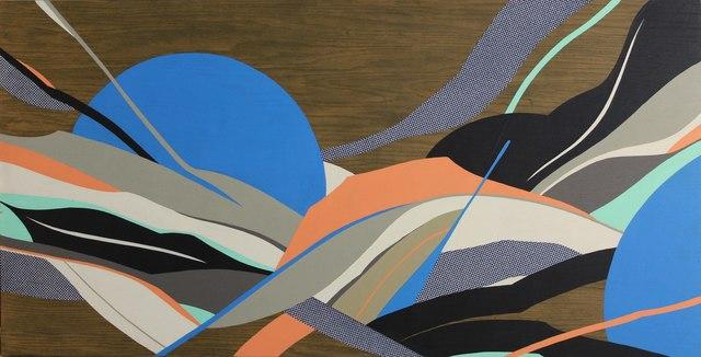 , 'Sidestroke,' 2013, MILL Contemporary