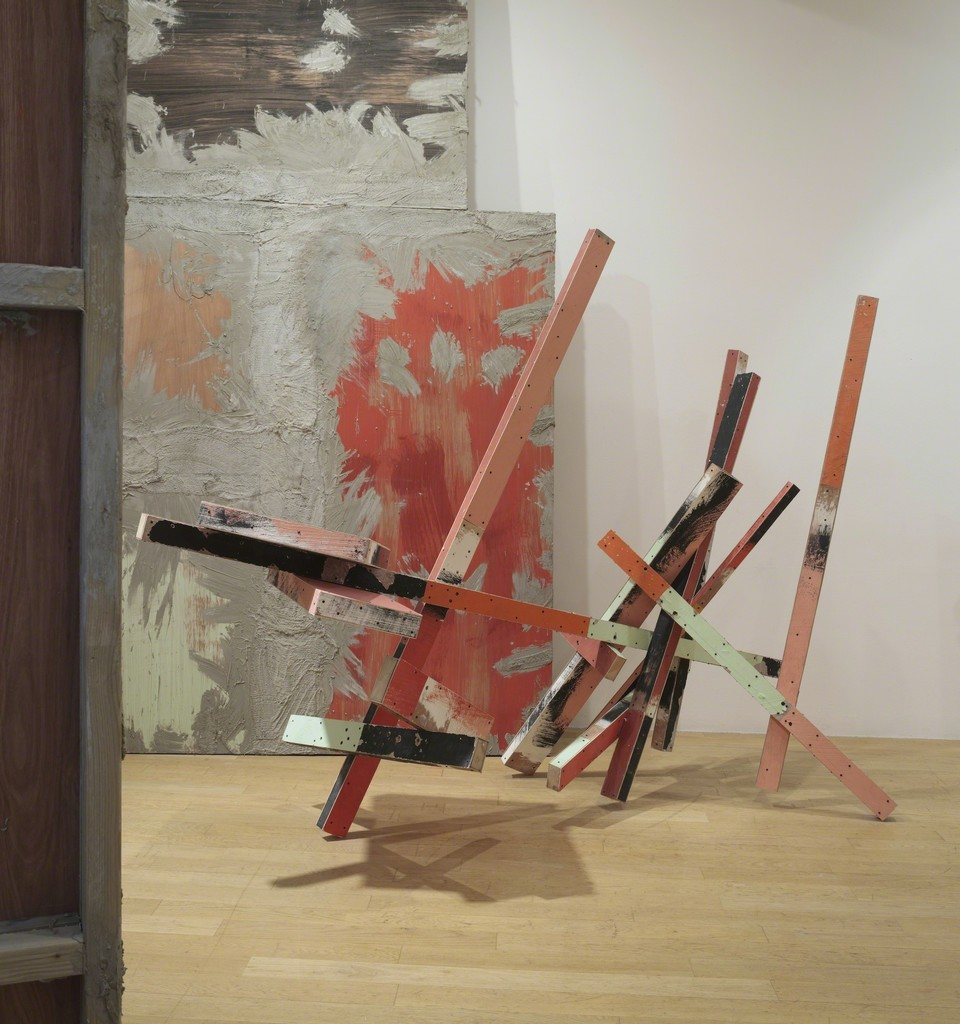 Phyllida Barlow, untitled: caro, 2015