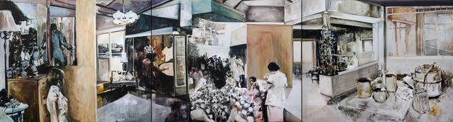 , 'Framing Camellia,' 2014, Galerie Steph