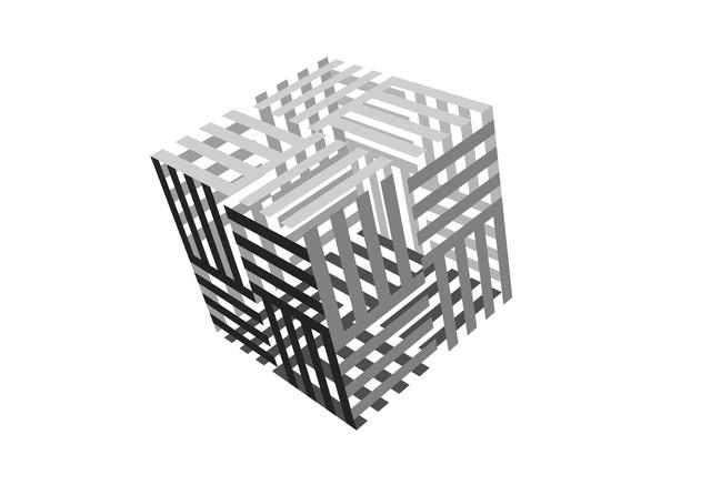 , 'Cubo 6 Colores,' 2017, Artscape Lab