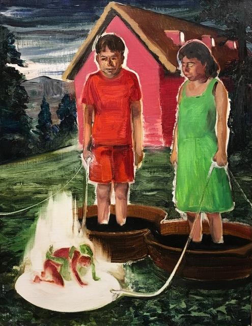 , 'Ensayo / Sinécdoque,' 2016, MAIA Contemporary
