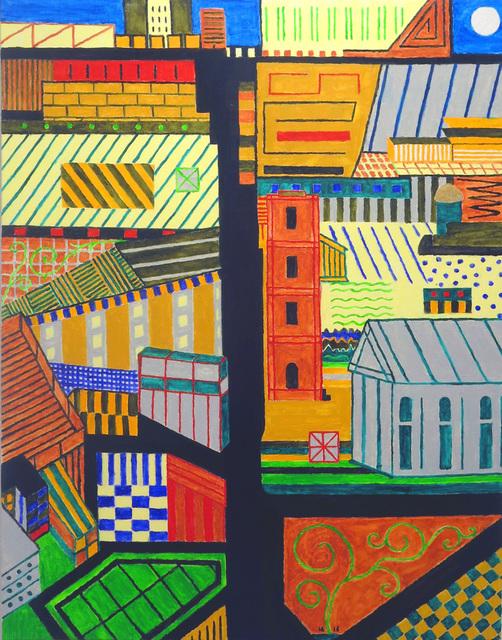 , 'Urb,' 2016, Edward Thorp Gallery