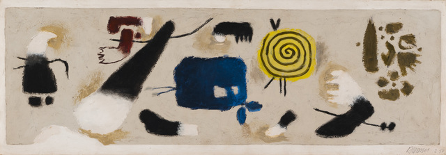 , 'Schwebend,' 1950, Galerie Schlichtenmaier