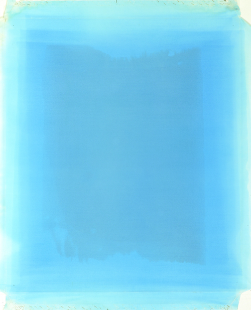 , 'Memory of blue breeze,' 2009, Phosphorus & Carbon