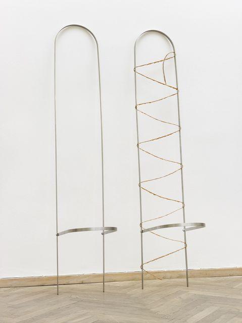 , 'Phantom Stretcher (surgical u-cut),' 2017, Nils Stærk