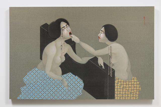 , 'Barricade 1,' 2018, Jack Shainman Gallery