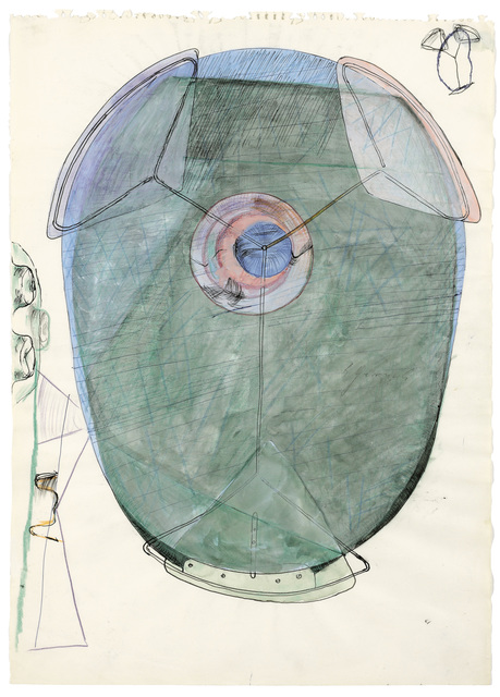 , 'Untitled,' 1965, Galerie Bei Der Albertina Zetter
