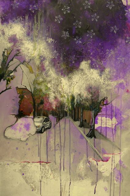 , 'Sometimes It Snows in April,' 2016, InLiquid