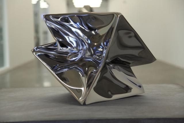 , 'Imploded Cube,' 2014, Mana Contemporary