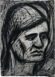 Leon Kossoff, 'Head of Rosalind,' 1977, Phillips: 20th Century and Contemporary Art Day Sale (February 2017)