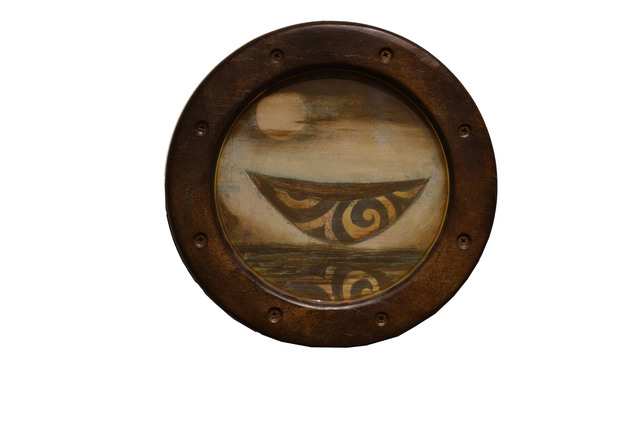 , 'Canoe of Hope Island,' , Abmeyer + Wood Fine Art
