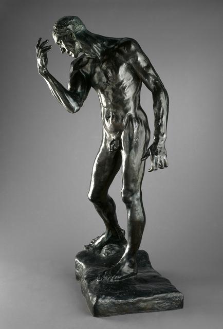 , 'Pierre de Wiessant, Monumental Nude,' 1886, Brooklyn Museum