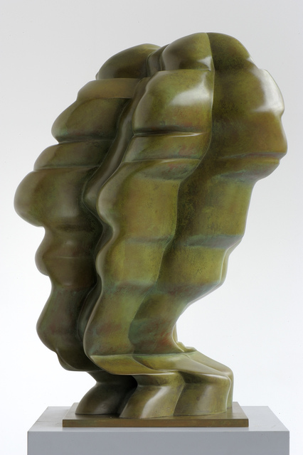 , 'Woman's Head,' 2007, Gow Langsford Gallery