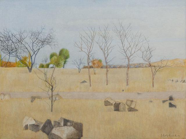 , 'Fall's Golden Charm,' 2005, Tufenkian Fine Arts
