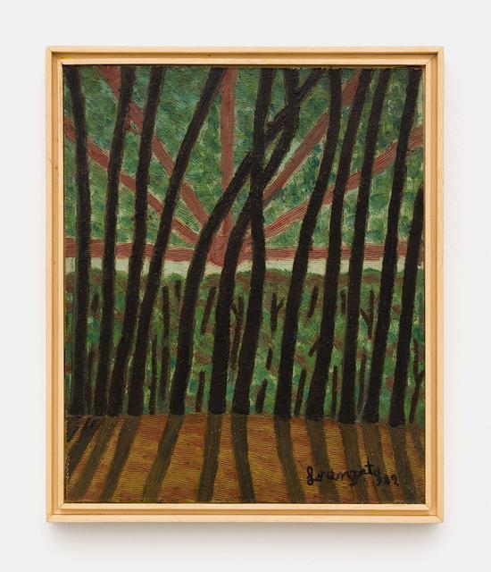 , 'Sol atrás do Bosque,' 1982, Mendes Wood DM
