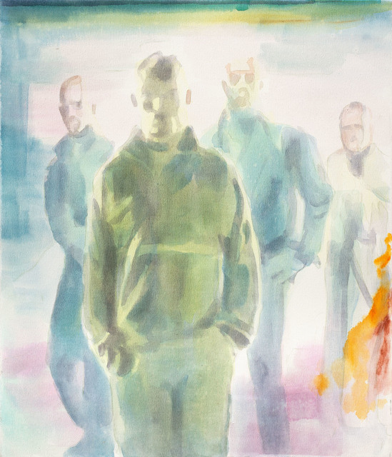 Tom Fabritius, 'Four', 2011, Galerie Kleindienst