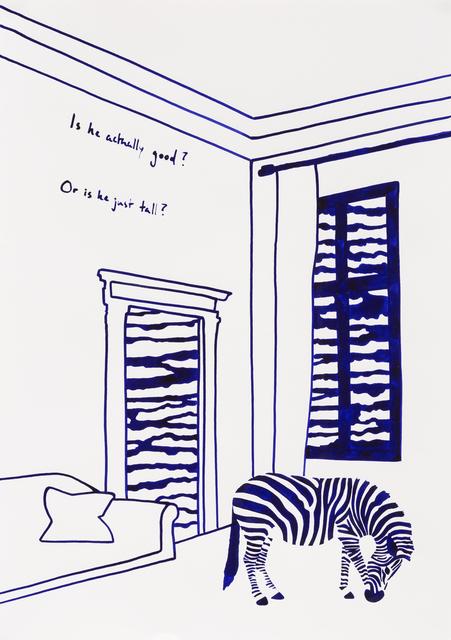 , 'The Big Question.,' 2018, Rebecca Hossack Art Gallery