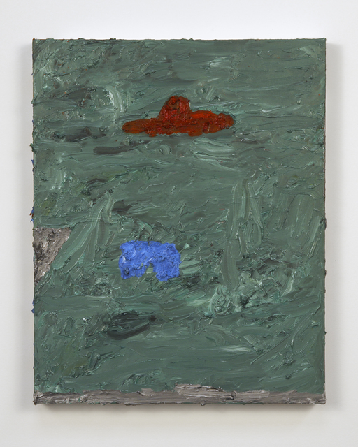 , 'Blue Shorts, Red Hat,' 2015, Fleisher/Ollman